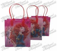Disney Brave Merida Party Favor Supplies Goody Loot Gift Bags [36ct]