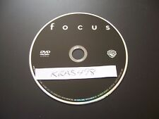 Focus (DVD, 2015) - PERFECT NO SCRATCHES - DISC ONLY - NO BOX OR CODES