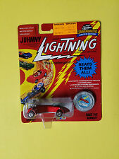 1/64 JOHNNY LIGHTNING-CLASSIC WASP - LIMITED (#03432) SERIES (A) Silver coin