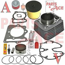 HONDA TRX400EX TRX 400EX PISTON CYLINDER GASKET RINGS TOP END KIT SET 1999-2008