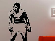 Muhammad Ali Wall Decal Vinyl Sticker Sports Boxing Art Bedroom Dorm Decor 2bqzz
