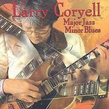 Caryell, Larry: Major Jazz Minor Blues  Audio CD