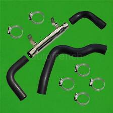 Peugeot 205 GTi 309 Radiator Top Bottom Hose Intermediate Water Pipe & Clips