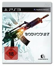 Sony PS3 Playstation 3 Spiel ***** Bodycount ****************************NEU*NEW