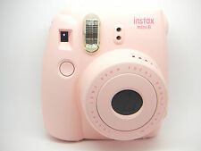 FUJI FILM INSTAX MINI 8 FOTOCAMERA ISTANTANEA Pink by 1st Class Royal Mail