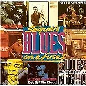 Various Artists - Sequel's Blues on a Fuse (1993) CYRIL DAVIS SON HOUSE B B KING