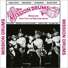 1967 Mission Drums Vol 2 Drum Corps CD Caballeros, Syracuse, Rochester, Archie