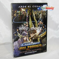 Saint Seiya - Legend of Sanctuary en ESPAÑOL LATINO DVD Región 1 y 4