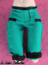 MONSTER HIGH ~ Lagoona Blue Mad Science SHORTS PANTS CLOTHES OUTFIT Replacement