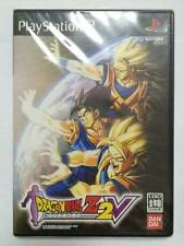 Super Rare PS2 Dragon ball Z2 V Jump Z2V Japan Limited Edition Limited to 2000