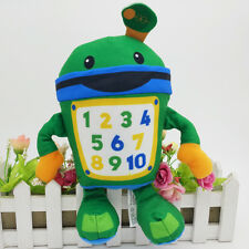 Nickelodeon Team Umizoomi Bot Plush 9 Inch Doll Fisher Price NEW
