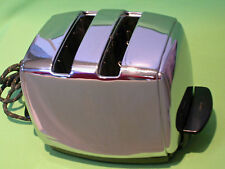Vintage Sunbeam Model T-20B Radiant Control Toaster-Auto Drop/Raise-Works
