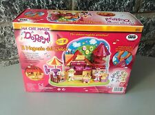 Vintage# Ojamajo Doremi# Magical Maho-Do Cookie Sweet House Bandai#Nib