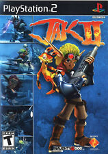 Jak II (PlayStation PS2) Races & Skateparks to Venture Through!! COMPLETE