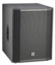 "Studiomaster Venture18SA 18"" 900w Active Powered Sub Bass Bin"