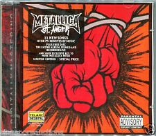 2003 METALLICA - ST. ANGER CD CLEARANCE PRICE!