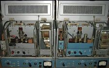 "VTG PAIR LOMO KINAP CINEMA SYSTEM MONO BLOCKS ""SOUND 1-25"" TUBE VALVE AMPLIFIER"