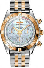 NEW BREITLING CHRONOMAT 41 AUTOMATIC CHRONOGRAPH MENS WATCH | CB014012/A723-378C