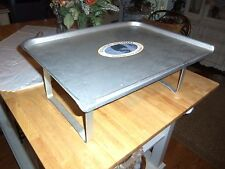 Vintage Beam Matic Aluminum Folding Navy Hospital Food Tray Portsmouth Virginia
