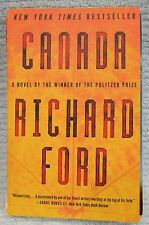 Canada a novel by Richard Ford 2013 Paperback FREE S/H