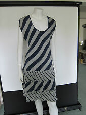REDUCED ********  RRP £65 Gorgeous Warehouse striped dress. Size 12. With tags