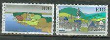 BRD Briefmarken 1995 Landschaften Mi.Nr.1808+1810**