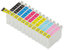 12pk T098 Non-OEM Ink for Epson Artisan 700, 710, 725, 800, 810, 835