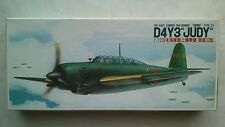 """1/72 FUJIMI D4Y3 """"JUDY"""" NAVY CARRIER DIVE-BOMBER AIRPLANE AIRCRAFT PLANE"""