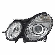 Headlight fits: MercedesE (W211) '02 Xenon Left | HELLA 1LL 009 260-571