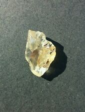 Oregon Sunstone rough~ light red Schiller