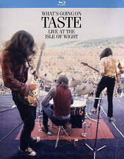 TASTE**1970: WHAT'S GOING ON: LIVE AT ISLE OF WIGHT**BLU-RAY