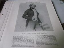Wien Archiv 9 Wirtschaft 5041 Karl Ritter von Ghega 1802-1840 Eisenbahningenieur