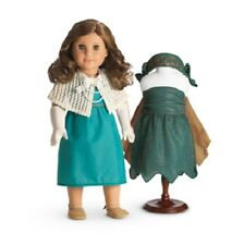 American Girl Rebecca COSTUME SET dress skirt shawl wings shoes theater NO DOLLS