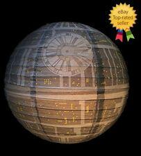 Star Wars Death Star Paper Light Shade Decoration Ceiling Lantern - New