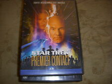 DVD CINEMA STAR TREK PREMIER CONTACT 1996 106mn + Bonus