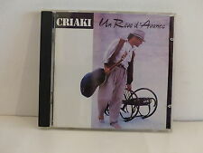 CD ALBUM GUY  CRIAKI Un reve d avance COM 392008 WM332