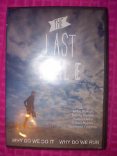 THE LAST MILE DVD AMBY BURFOOT RUNNING DOCUMENTARY FAST SHIPPER