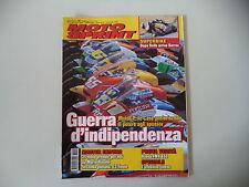 MOTOSPRINT 2/2006 PROVA TEST MOTO HONDA FMX 650