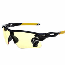 NEW TRIATHLON Tri Bike Cycling Aero Helmet Sun Glasses yellow Lens Sunglasses