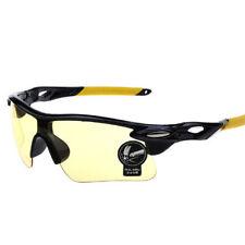 NEW TRIATHLON Tri Bike Cycling Aero Helmet Sun Glasses yellow Lens Sunglasses