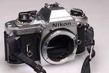 NIKON FG 35mm SLR CAMERA BODY FOR PART/FIX