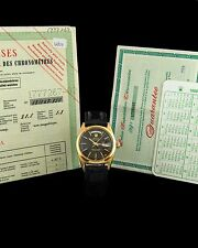 VINTAGE GILT ROLEX DAY-DATE 1807 FULL SET BOX AND PAPERS ULTRA MINT - MADE 1968
