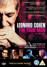 LEONARD COHEN - DVD - REGION 2 UK