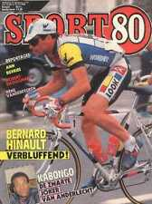 BERNARD HINAULT Tour de france Cyclisme LAURENT FIGNON CRIQUIELION magazine TDF