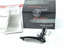 Campagnolo Record Front Derailleur Titanium & Carbon 32mm NOS Road Racing Bike