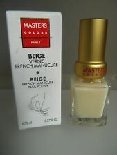 MASTERS COLORS BEIGE VERNIS FRENCH MANUCURE FRENC MANICURE NAIL POLISH tenue +++