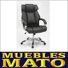 SILLA DE OFICINA SILLON DE DESPACHO SALON ESTUDIO DIRECCION NEGRO MARVIN