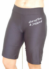 Jaggad Fitness gym Yoga sports cycling shorts Ladies Woman Black size  S 8-10