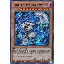 YU-GI-OH! LEGENDARY COLLECTION 5D'S * LC05-EN002 Fenrir the Nordic Wolf