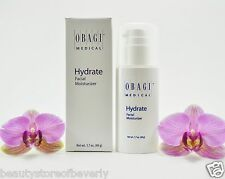 Obagi Hydrate Facial Moisturizer, 1.7oz/48g, Authentic, Fresh, FAST SHIPPING
